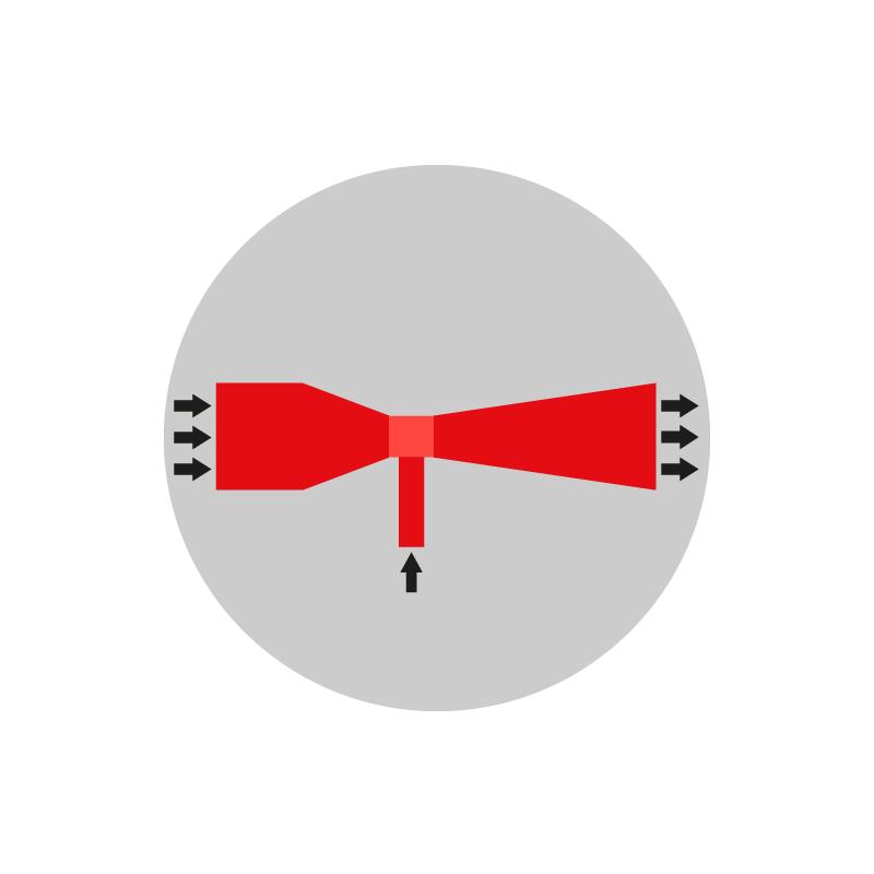 pompa-per-vuoto-a-eiettore-venturi Tecnologie del Vuoto